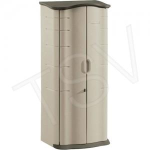 "Rubbermaid ® Vertical Storage Sheds Width: 26"" Depth: 19"""