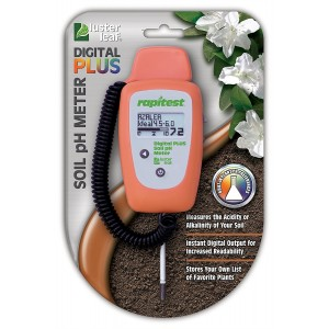 1847 Rapitest Digital Plus Soil pH Meter