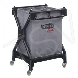 """Laundry X-Carts Overall Width: 22"""" Overall Height: 36-1/2"""" Overall Depth: 25-1/2"""" Cart Material: Plastic"""
