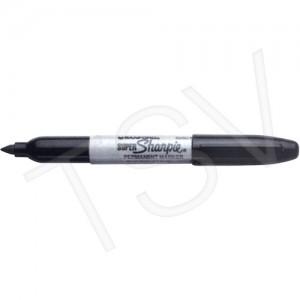 Sharpie Super Permanent Marker Black Fine