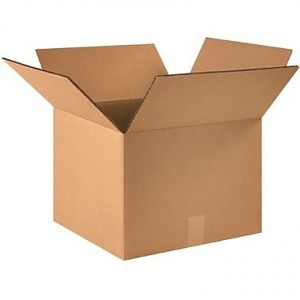 "10x10x10"" Corrugated Boxes 25/Bundle"