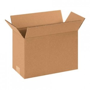 "Corrugated Carton 12"" X 6"" X 8""   25/Bundle"