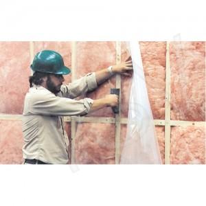 """Polyethlene Vapour Barrier 6 Mil, 120""""X150' Clear"""