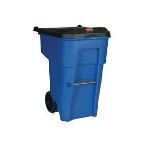 Brute Rollout Container - 65 gal - Pick A Color