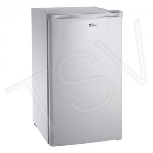 "Compact Refrigerator, Fridge Colour: White Capacity Cu. Ft.: 2.6 cu. ft. Overall Height: 25"" Overall Width: 17-1/2"""