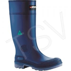 Rubber Boot Bully Ultraflex by Baffin, Steel Toe SZ8, 9677-587-8