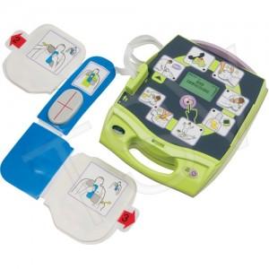 Semi Automatic AED Plus ® Defibrillator - English