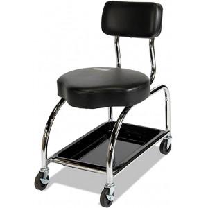 Tool Trolley w/ Backrest , 450 lb capacity