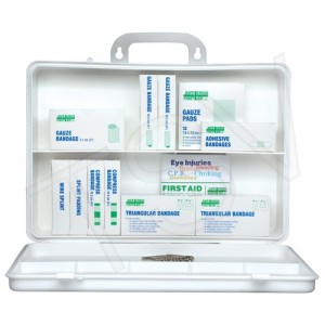 First Aid Kit Ontario Plastic 36 Unit 6-15 Workers