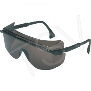 Astro OTG Safety Glasses 3001 Standard(s) Met: CSA Z94.3 Lens Tint: Grey/Smoke Lens Coating: Anti-Fog/Anti-Scratch