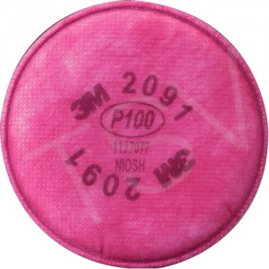 2000 Series Respirator Prefilters