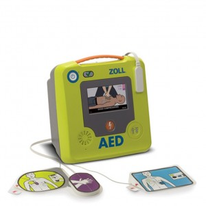 Zoll AED 3 Fully Automatic AED Kit, French