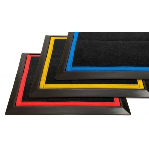 Disinfecting Mat System, SBR Rubber Base with Insert