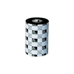 "Ribbon, Thermal Transfer Wax/Resin 4.33""x244' ZD420 6/CS"