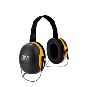 3M PELTOR X SERIES X2 EARMUFFS, X2B, BEHIND-THE-HEAD