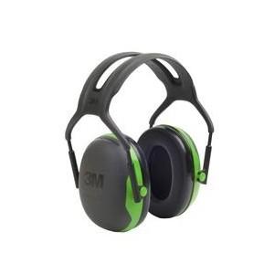 3M PELTOR OVER-THE-HEAD EARMUFFSX1A NRR 22 DB, 10 EA PER CASE