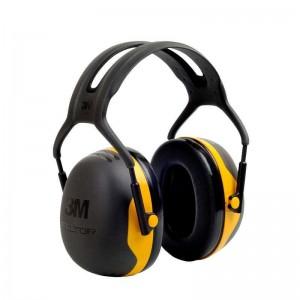 3M PELTOR OVER-THE-HEAD EARMUFFSX2A, NRR 24 DB ,10 EA PER CASE