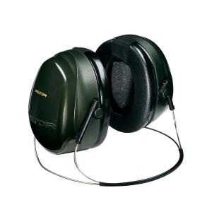 3M PELTOR OPTIME 101 BEHIND-THE-HEAD EARMUFFS, H7B, BLACK