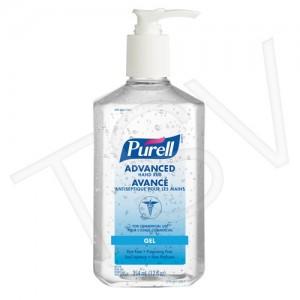 Purell ® Advanced Hand Sanitizer Bottle