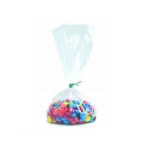 """Poly Pound Bag, 6 LBS, 5"""" X 3""""X 15"""", 1000/CS"""