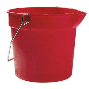 10qt Heavy Duty Pail Pack of 12       Price Per    EA