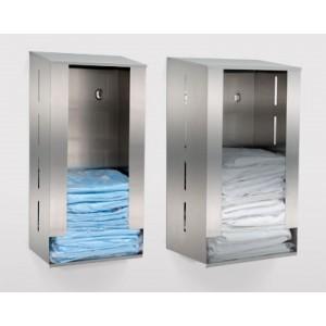 """Wall-Mount Apparel Dispensers, 16"""" x 12.5"""" x 30"""""""