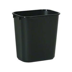 Wastebasket 8qt - Black Pack of 20       Price Per    EA