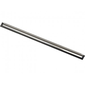 "22"" Channel w/Rubber - Stainless Steel Pack of 10       Price Per    EA"