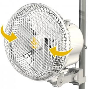 20W Monkey Fan Oscillating Version 2