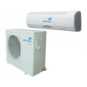 Ideal Air Mini Split Heat Pump 24,000 BTU 15 SEER   DIY