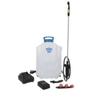 Rainmaker 18 Volt Lithium Ion Backpack Sprayer 4 Gallon  1perCs