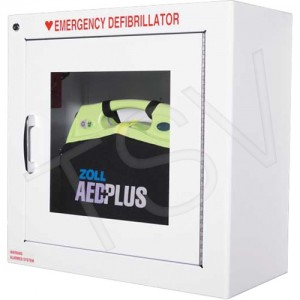 AED Plus ® - Wall Cabinet with Alarm