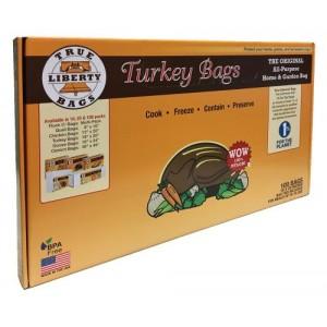 True Liberty Turkey Bags 18 in x 20 in 100perPack