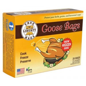 True Liberty Goose Bags 18 in x 24 in 25perPack