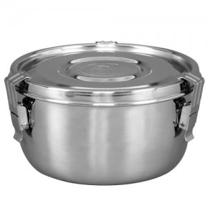 HumiGuard Clamp Sealing Stainless Containers  Large