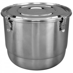 HumiGuard Clamp Sealing Stainless Containers  17 L