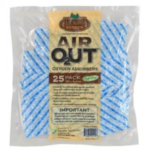 Harvest Keeper Air Out Oxygen Absorber 500 cc 1 equals 25perBag