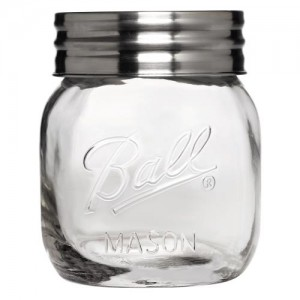 Ball Super Wide Mouth Half Gallon Jar 2perCs