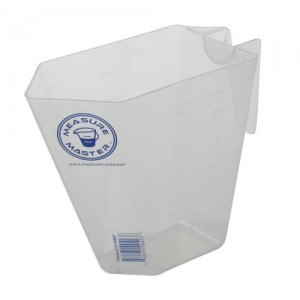 Graduated Rectangle Container 32 ozper1000 ml