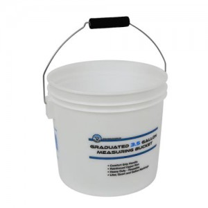 Graduated Measuring Bucket 3.5 Gallon