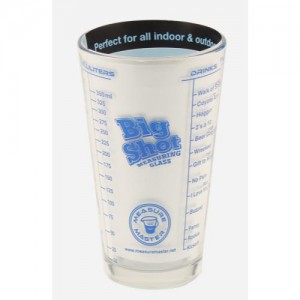 Big Shot Measuring Glass 16 oz 24perCs