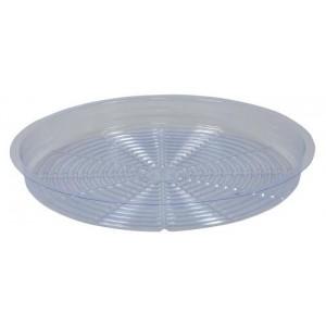 Gro Pro Premium Clear Plastic Saucer 16 in 25perCs