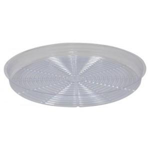 Gro Pro Premium Clear Plastic Saucer 18 in 25perCs