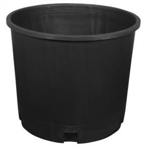 Gro Pro Premium Nursery Pot 5 Gallon Squat