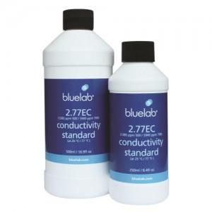 Bluelab 2.77EC Conductivity Solution 500 ml 6perCs