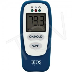 Bios TM Food Thermometer with HACCP Check Type: Contact Display Type: Digital Temperature Range: -83.2 - 1999°F (-64 to 1400°C)
