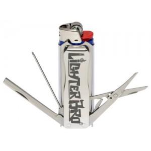 LighterBro Classic Silver 24perCs