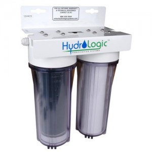 Hydrologic Small Boy wper KDF85 Catalytic Carbon Filter