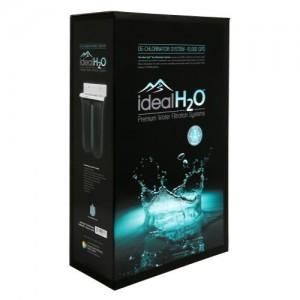Ideal H2O Commercial DeChlorinator System wper Catalytic Carbon Filter  10,000 GPD