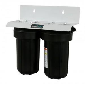 Ideal H2O Commercial DeChlorinator System wper Catalytic Carbon Filter  5,000 GPD